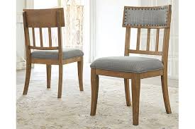 light blue dining chairs. Ollesburg Dining Room Chair (Set Of 2) By Ashley HomeStore, Light Blue Chairs I