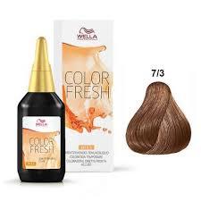 Wella Color Fresh Ph 6 5 Acid