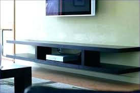 hiding your cable box best way to hide cables wall mount cords mounted how behind tv hiding your cable