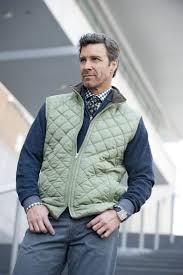 8 best Peter Millar images on Pinterest | Men's fashion, Mens ... & Potomac Lightweight quilted vest, Sage. Merino plaited quarter zip sweater,  Navy Adamdwight.com