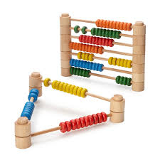 Wooden Bead Game Amazon Playme Counting Beads Detachable Abacus Toys Games 89
