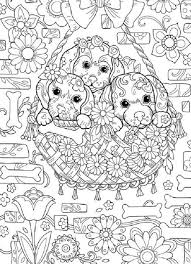 They will give your kid the opportunity to learn more about the finer art of coloring. Puppy Coloring Pages Hard Puppy Coloring Pages Dog Coloring Book Animal Coloring Pages