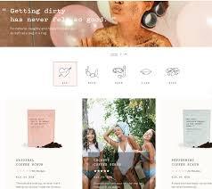 One Product Website Design 40 Amazing Ecommerce Website Design Examples In 2020