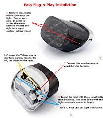 street glide tail light wiring diagram wirdig taillight wiring diagram for harley wiring diagram