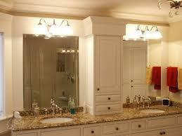 Vanity Bathroom Light Bathroom Awesome Oval Bathroom Mirrors With 2 Bathroom Light