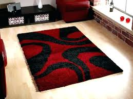 red area rug rugs ikea for deer target