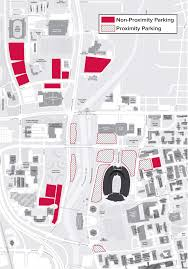 Ohio State University Horseshoe Stadium Seating Chart Ohio State Buckeye Club Football Ticket And Parking