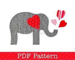 Best 25+ Elephant applique ideas on Pinterest   Cute elephant ... & elephant applique pattern - Yahoo Search Results Adamdwight.com