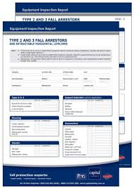 Pages Inspection Checklist Forms
