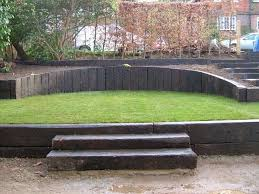 Small Picture 92 best Railways Sleepers Ideas images on Pinterest Gardens