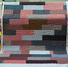 Threads of Faith: Naomi's Homespun Quilts & These two quilts made with homespun fabrics are perfect for a couple of  boys to use and love. We did a simple meander and used a lofty poly batting  to be ... Adamdwight.com
