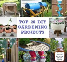 Diy Garden Projects Top 20 Diy Gardening Projects Garden Product Reviews