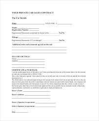 sales contracts sample sample sales contract agreement 10 examples in word pdf