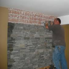 21 refacing fireplace over brick reface family room