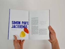 a second book for jacquemus the luxe