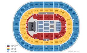 Moda Center Seating Chart Pink Concert Best Picture Of