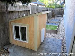 air conditioning dog house. amazing air conditioned dog house custom made for two cute small dogs. hand-built conditioning a