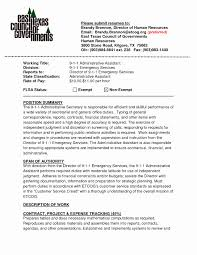 Resume Format For Admin Jobs Resume Format For Admin Jobs Luxury Executive Administrative 22