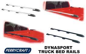 Perrycraft Dynasport Truck Bed Rails