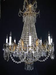lighting dazzling crystal chandelier whole 3 pretty antique 11 chandeliers crystals bronze and drum pendant