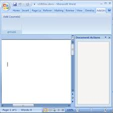 Creating A Line Of Business Application With Sharepoint And Word