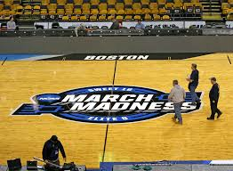 here s a look at the ncaa tournament court at td garden the boston globe