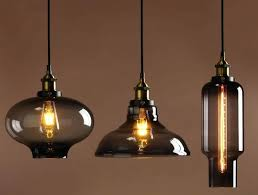 glass bell pendant light most remarkable perfect brown glass pendant lights for your plug in light