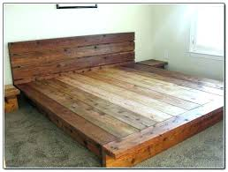 King bed frame wood 502471336 — appsforarduino