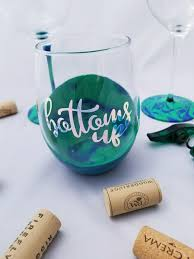 diy personalized wine glasses free svg files for cricut design space
