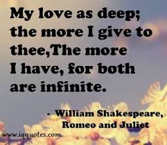 Romeo And Juliet Quotes About Love Romeo And Juliet Love Quotes The Best Quotes Ever 42