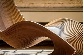 modern wooden rocking chair. modern wooden rocking chair: the diwani by ae superlab (3) chair