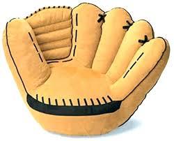 baseball bean bag