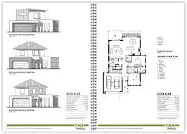 eco house designs and floor plans
