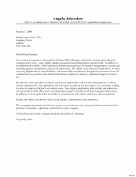 Sample Administrative Assistant Resume Attention Grabbing Cover Letter Fresh Sample Administrative 87