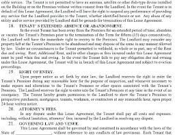 Commercial Lease Sample Printable Commercial Lease Agreement ...