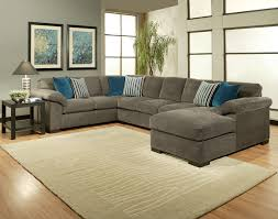 Popular Comfortable Sectional Couches Comfort Industries 3 PC Fire