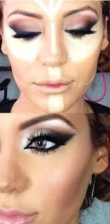 where to highlight for my face shape determine your face shape before you attempt to