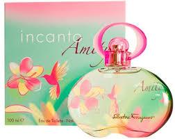 Women's <b>Salvatore Ferragamo Incanto Amity</b> Eau de Toilette Spray ...
