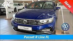 Volkswagen Passat R Line 2020 - FIRST FULL in-depth review in 4K | Interior  - Exterior, MIB 3 - YouTube