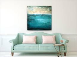 painting canvas art costal wall art