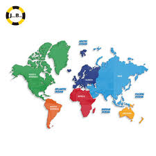 High Quality World Map Plastic World Map Used For Home Decoration With High Quality Buy Adornment Mirror Plastic World Map Map Of The World Product On Alibaba Com