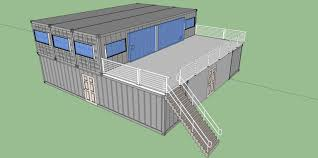 Cargo Container House Plans Several Shipping Container Home Floor Plans From 10 25k Via
