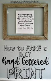 how to hand letter teach yourself how to hand letter morgan manages mommyhood