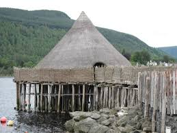 kenmore iron. the scottish crannog centre: an iron age loch dwelling, a kenmore