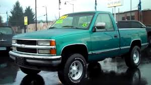 1994 CHEVY SILVERADO 4X4 SOLD!!! - YouTube