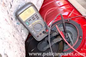 bmw e fuel pump testing e e e pelican parts diy large image