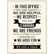 Inspirational Quotes Office Posters Prints We Are A Team Motivational Motto Teamwork Wall Art Decor Hanging Printing 1181 X 1575