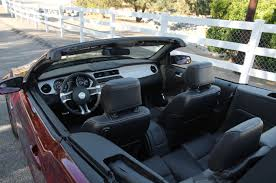ford mustang 2014 interior. Exellent 2014 2014 Ford Mustang V8 Convertible In Interior I