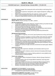 bar manager job description resume examples bar manager resume nppusa org