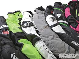 First Gear Thermo Suit Sizing Chart 2013 Riding Jacket Buyers Guide Cycle World